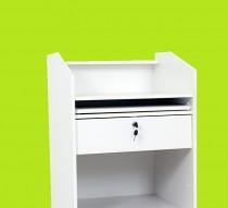 Balcão caixa normal para computador