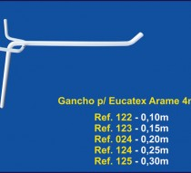 gancho eucatex